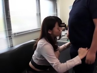 Dazzling Asian girl with big hooters gets nailed by two guys