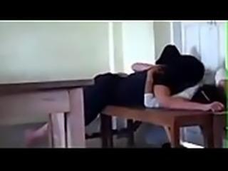 Qu&aacute_ manh động, đ&ocirc_i học sinh cấp 3 địt nhau ngay trong...