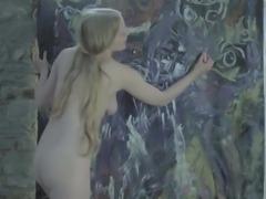 Naked Artist