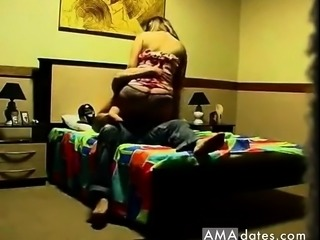 Hidden camera in a hotel room