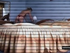 My niece masturbates in my guest room
