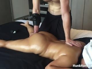 20 yo Asian Amateur gf CHOKED Squirts Big Ass Real Massage Singapore Hotel Malay Brown Indian Curvy