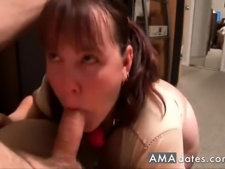 PAWG redneck wife in anal doggy