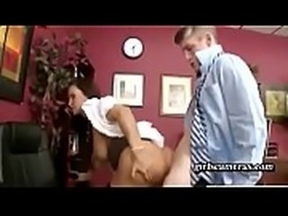 Hard Intercorse With (lisa ann) Big Round Tits Slut Office Girl clip 1