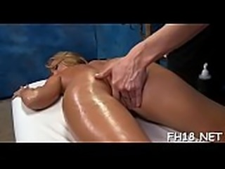 Massage room sex