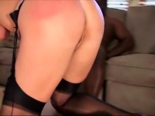 hot interracial anal gangbang