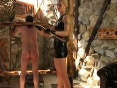 Victoria Whipped And Caned