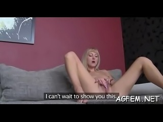 Hard fuck makes female agent groan