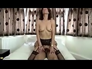 Real Mature Mom Fucked by Her Young Son-Stepmomxxxx.com