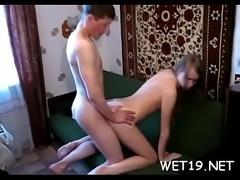 Rapturous vagina hammering