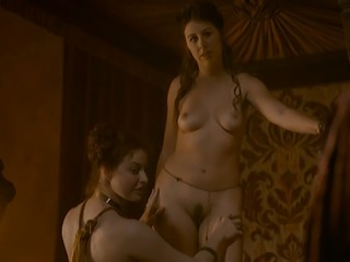 Esme Bianco And Maisie Dee Nude Scene In Game Of Thrones