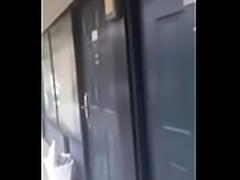 Flashing to Maid knocking door !