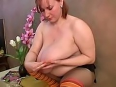 [Ana Siliconefree] 0210-Ginger-Mega-Breasted-Housewife-EDITED