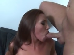 slutty babe enjoys double penetration