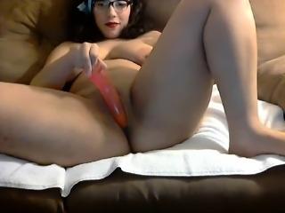 JOI amazing brunette babe milf masturbation instructions
