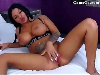 XXX Horny Model Anal Action CamsCa.com