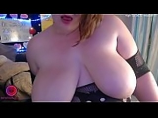 Savannah Savage Camera Show Toy Ride and Anal Vibe