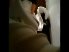 First toilet spy