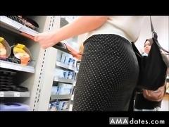 SEXY ASS POINTED DRESS