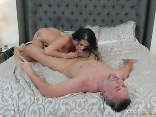 busty porn star gets fucked hard