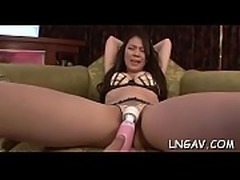 Concupiscent mother i&#039_d like to fuck enjoys stretching and fingering her...
