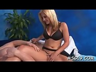 Sexy blond angel gets her hairless pussy plowed really hard
