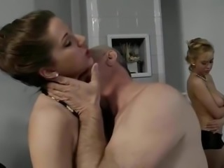 Old Bastard Wants His Satisfaction ...