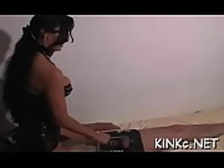 Moist female domination porn