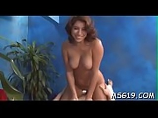 Glorious chick shows off her outstanding rod sucking skills