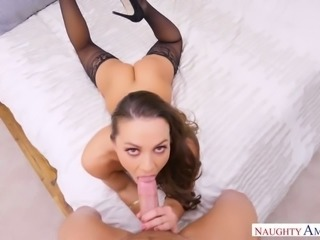 Abigail Mac is just more than hot babe who needs some pounding