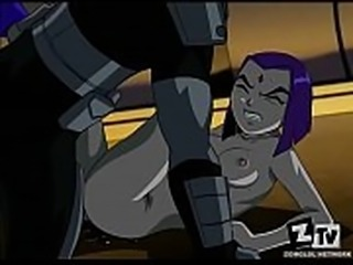 01.Teen Titans PT1 Sladed
