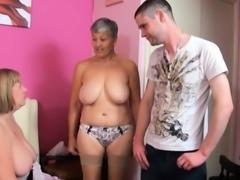 TAC Amateurs presents Granny Savana and MILF SpeedyBee.