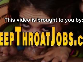 Tit fucking milf throats
