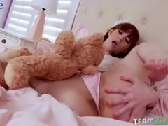 Tight pussy of rather naughty redhead Alexa Nova gets polished doggy