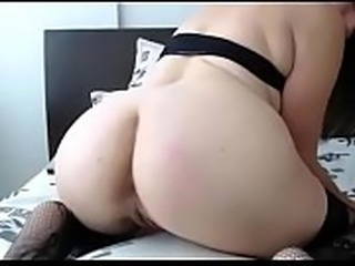 Horny girl rided thick dildo live cam