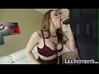 Busty Chanel Preston hardcore anal fuck with Lexingtons cock