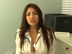 can you handle a physical examination by a female doctor?