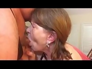 my mom sucking #2