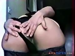 Anal wife cum