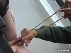 Pumped clit and squirt