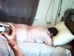 Slave flogged