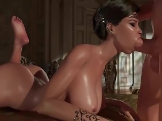 Vampire Sex Animation