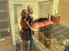 Bizarre sex experiments of a cougar nanny