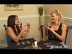 Dudes got to love such wild milf vaginas ready for anything