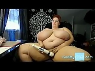 huge gorgeous woman