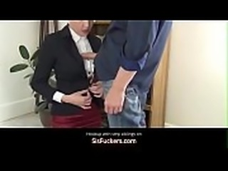 Facefucking the Anger Management Counselor part 5