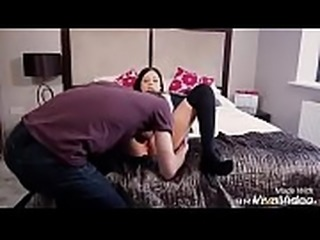 Lucky guy Denny D is engaged in his stepdaughter&#039_s sexual upbringing