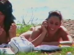 Melani on Beach