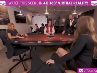 VRBangers.com Busty babe is fucking hard in this agent