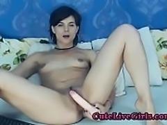 18yo Perfect Body CuteLiveGirls.com Nice Latvian Wild Amateur  Screaming